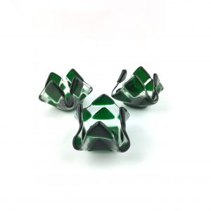 Dark Green Tealight